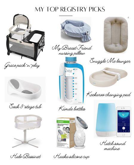 Baby shower baby lost keekaroo hatch sound machine halo bassinet haaka my breast friend   #LTKbaby #LTKhome