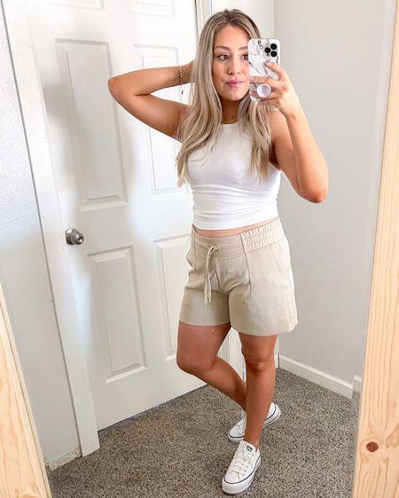 Lulu lemon shorts http://liketk.it/3htfG #liketkit @liketoknow.it