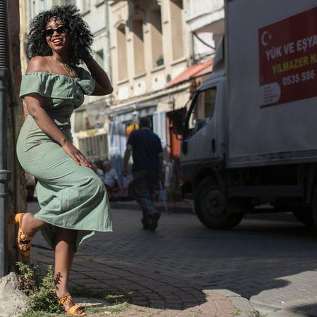 Everyday is a fashion show 🙌🏾  @liketoknow.it http://liketk.it/2wOEk  #liketkit