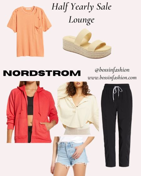 Shop some of my fav best seller lounge pieces from Nordstrom! It is the half yearly sale and this is the time to shop! I love their jogger pants and their tees. They are so soft. You can instantly shop my looks by following me on the LIKEtoKNOW.it shopping app #LTKstyletip #LTKsalealert @liketoknow.it.home http://liketk.it/3guU9 #liketkit @liketoknow.it #nordstrom #nordstromsale #loungeweare #comfyclothes
