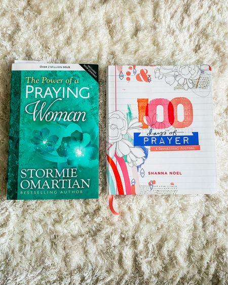 Prayer books  Faith based books/Devotional   http://liketk.it/3hWsO #liketkit @liketoknow.it #LTKhome #LTKunder50