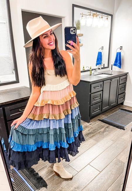 The most beautiful Fall family pics dress. Size M. Use code Mollyann   #LTKunder100 #LTKfamily #LTKunder50