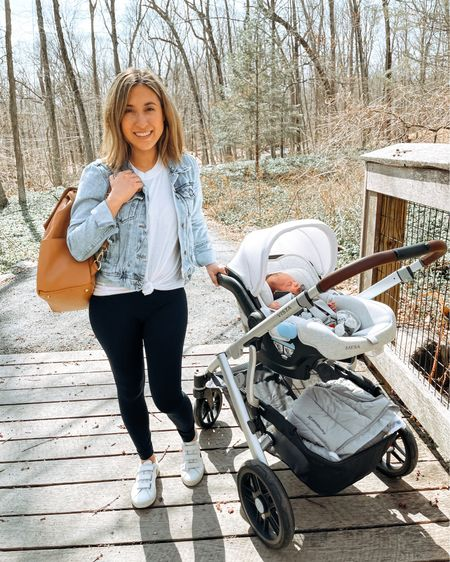 Soaking up each moment & loving for these daily walks with my little guy!  Found the BEST diaper bag/backpack - love the color, tons of handy compartments, & portable changing mat.  Screenshot any of my pics to shop in the @liketoknow.it app & give me a follow! http://liketk.it/3bm1a #liketkit @liketoknow.it.family #LTKbaby #LTKfamily #LTKfit