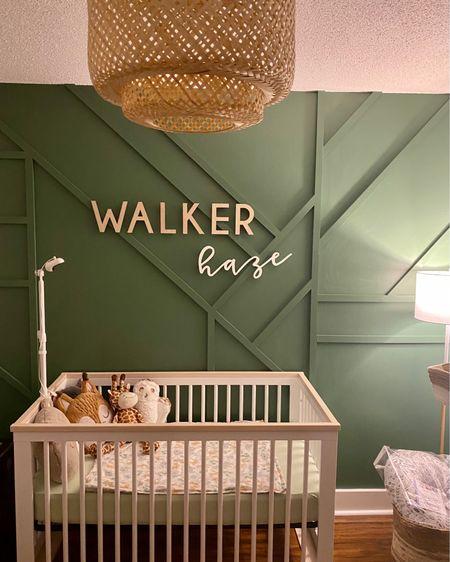 http://liketk.it/3g3pv #liketkit @liketoknow.it #nursery #nurserydecor #babyroom #baby #boynursery #neutralnursery #pregnant #maternity #decor