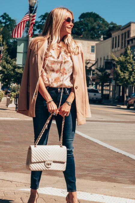 Fall transition outfit.  #LTKunder50 #LTKSeasonal #LTKstyletip