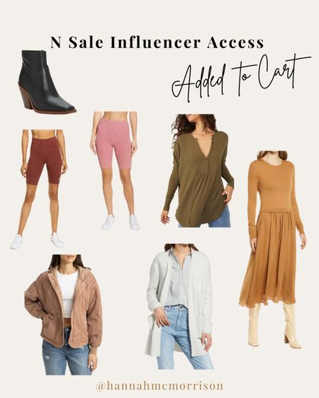 Official Influencer Access opened today and here's what I got with my points and notes earned! 🙌🏻 These fall staples will be interchangeable between one another and I can't wait to show you all the ways to style them.   #LTKsalealert #LTKunder100 #LTKSeasonal