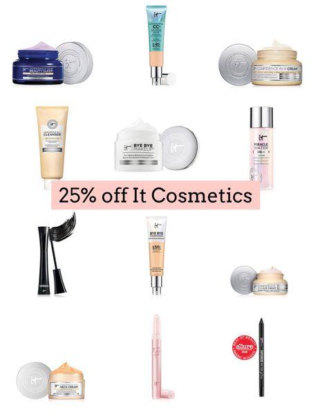 It cosmetics sale   #LTKunder50 #LTKbeauty #LTKsalealert