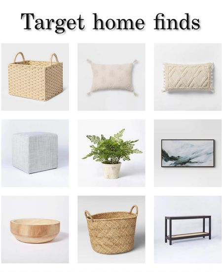 Home decor finds from Target http://liketk.it/3h3fr #liketkit @liketoknow.it   #LTKhome #LTKunder100 #LTKunder50