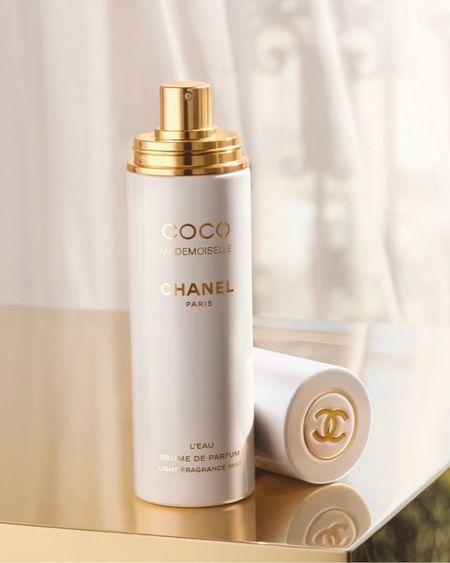 Chanel Coco Mademoiselle fragrance mist  This smells so good! #chanel #parfum #coco http://liketk.it/3e1Br #liketkit @liketoknow.it #LTKbeauty #LTKunder50 #LTKfamily @liketoknow.it.europe @liketoknow.it.home @liketoknow.it.family
