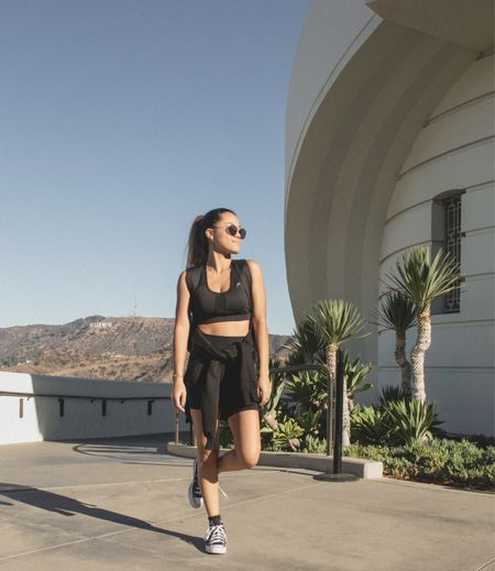 LA hiking outfit  #LTKunder50 #LTKSeasonal #LTKfit