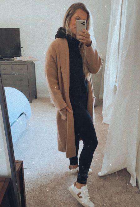 This coatigan is back in stock and my most worn piece of clothing! Loungewear  #LTKunder50 #LTKSeasonal #LTKworkwear