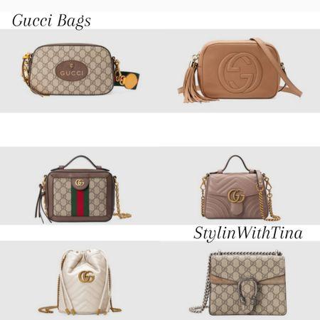 Gucci http://liketk.it/3gAJl Designer handbags, luxury handbags I've been loving  #guccibags#gucci #mcmbag#katespadebag#coachbag #handbags#fannypack#bumbags #backpacks#minibackpack#crossbody http://liketk.it/3gAJl #LTKDay #LTKsalealert #LTKunder100 #LTKstyletip #LTKunder50 #LTKitbag #LTKworkwear #LTKtravel #LTKfamily @liketoknow.it #liketkit