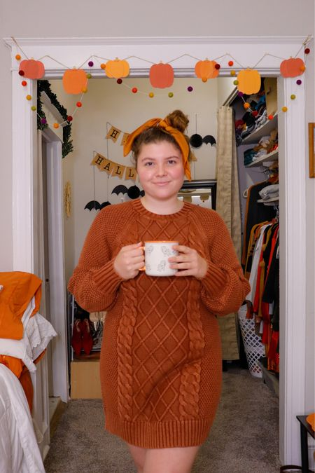 Linking most of my fall decor garlands and similars to my sweater dress here! I bought it last season🍁 http://liketk.it/2XJvx #liketkit @liketoknow.it #americanstyle #ootdstyle #whatiworetoday #fallstyle #halloweenlook #halloweenlooks #fashionloverstyle #vintageinspiredfashion #retrofashion #fashiongram #girlystyle #curvygirl #witchyvibes #witchy #witchythings #outfitinspo #falloutfit #fashionoutfits #halloweeneveryday #halloweencostume #goldenconfidence #size12 #lifestylebloggers #styleoftheday #instastyle #styledbyme #wiwt #ootdsubmit http://liketk.it/2XJuc #liketkit @liketoknow.it