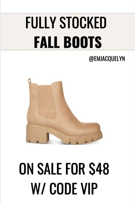 Fall boots!!!