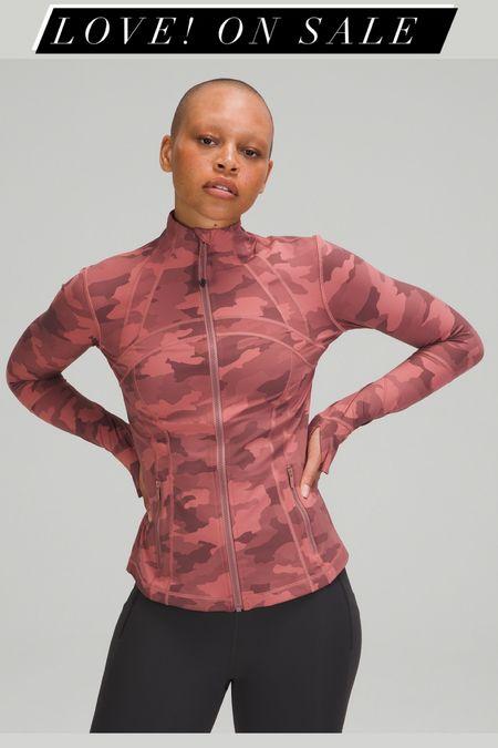 Lululemon jacket on sale   #LTKsalealert #LTKfit #LTKunder100
