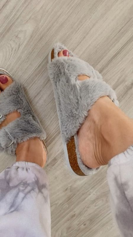 The coziest shoes ever! Amazon finds, amazon must haves, amazon cozy   #LTKstyletip #LTKSeasonal