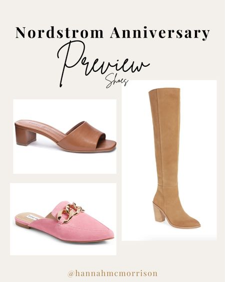 The Nordstrom anniversary sale has begun! Check out my favorite shoe finds to wish list for your cart once you gain access to the sale!   #LTKunder100 #LTKsalealert #LTKshoecrush