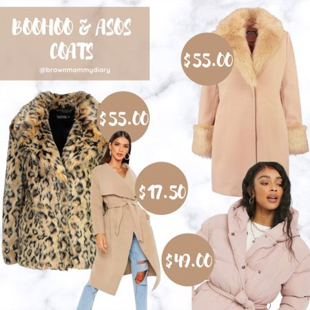 Super coats from ASOS and Boohoo. http://liketk.it/375Xe #liketkit @liketoknow.it #LTKVDay #LTKsalealert #LTKstyletip @liketoknow.it.brasil @liketoknow.it.family @liketoknow.it.europe @liketoknow.it.home You can instantly shop my looks by following me on the LIKEtoKNOW.it shopping app