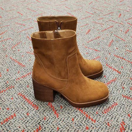 Target Style  Fall Suede Boots ,tts        http://liketk.it/3pTTz @liketoknow.it #liketkit #LTKGiftGuide #LTKHoliday #LTKSeasonal #LTKsalealert #LTKshoecrush #LTKtravel #LTKworkwear #LTKunder50