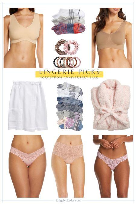 Don't miss these great staples for everyday wear from the #nsale #nordstromsale #nordstrom  Nordstrom Anniversary Sale  #robes #bras #hankypanky #thongs #socks    #LTKbeauty #LTKunder100 #LTKsalealert