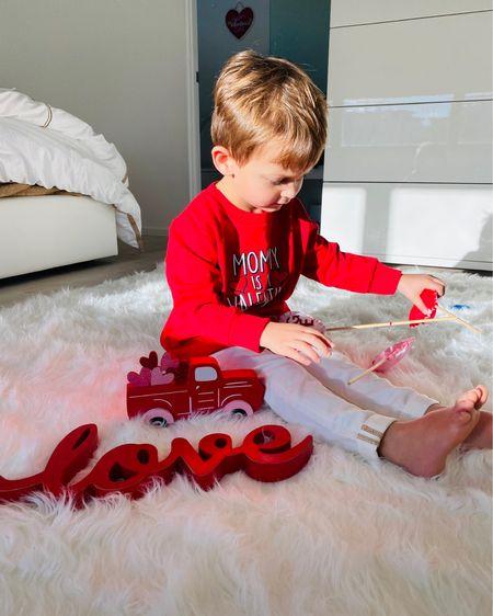 ❤️ Valentine's Day outfit for toddlers ❤️   #liketkit @liketoknow.it http://liketk.it/37PeQ @liketoknow.it.family #LTKSeasonal #LTKVDay #LTKfamily
