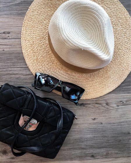 Straw & Leather 🌾😎#styleoftheday http://liketk.it/2BF9C #liketkit @liketoknow.it