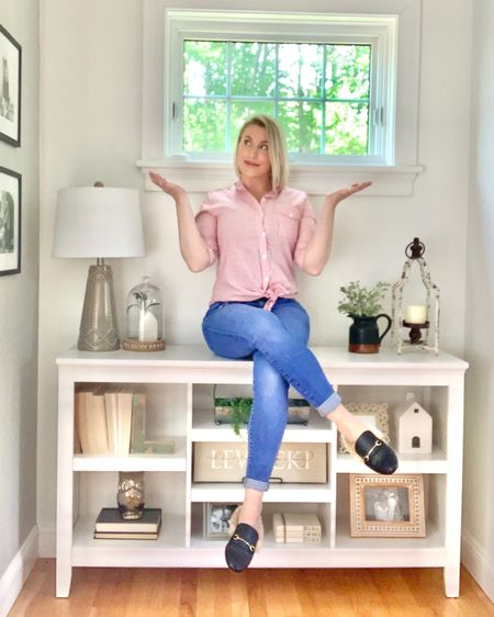 Shelf styling 101, comin' atcha! Find it on the blog! http://liketk.it/3hj2O #liketkit @liketoknow.it #LTKstyletip #LTKhome @liketoknow.it.home