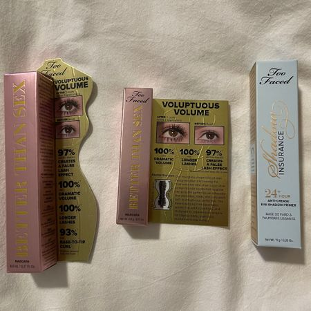 Too faced sexy eyes 3 piece set on sale! http://liketk.it/3ipWK @liketoknow.it #liketkit #LTKbeauty #LTKsalealert #LTKunder50