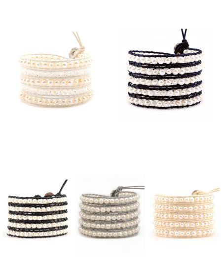 Sale $19.99 wrap bracelet sale http://liketk.it/2Tvp7 #liketkit @liketoknow.it #LTKsalealert #LTKstyletip #LTKunder50