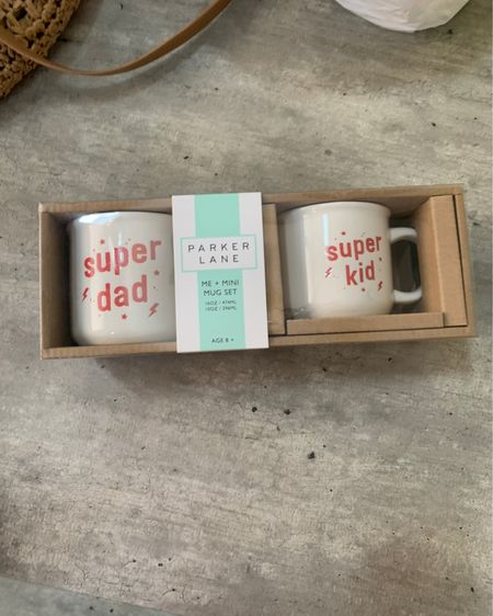 Father's Day Mugs! So cute! Affordable Father's Day gift http://liketk.it/3hHOm #liketkit @liketoknow.it