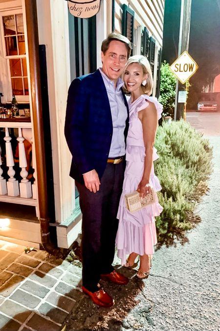 Loveliest lavender for a lovely Charleston weekend 💜 http://liketk.it/3eOaf #liketkit @liketoknow.it #LTKstyletip #LTKtravel #LTKwedding You can instantly shop my looks by following me on the LIKEtoKNOW.it shopping app