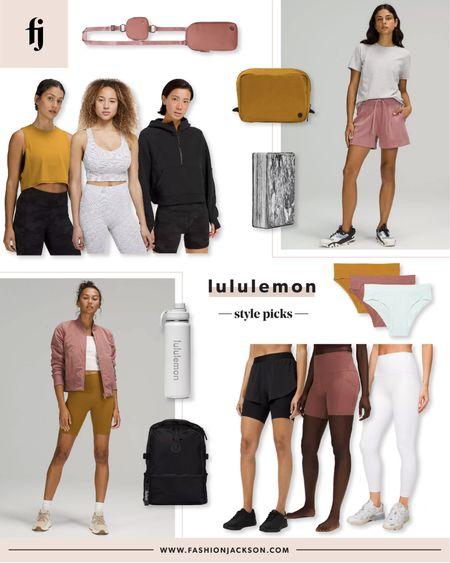 Lululemon fitness picks #workout #activewear #loungewear #athleisure #fashionjackson http://liketk.it/3igXV #liketkit @liketoknow.it #LTKfit #LTKunder50 #LTKunder100