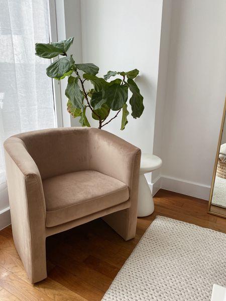 Target x studio McGee barrel chair   #LTKhome
