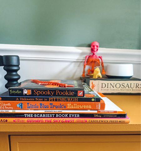 Spooky season calls for lots of Halloween reading!  #LTKSeasonal #LTKkids #LTKHoliday