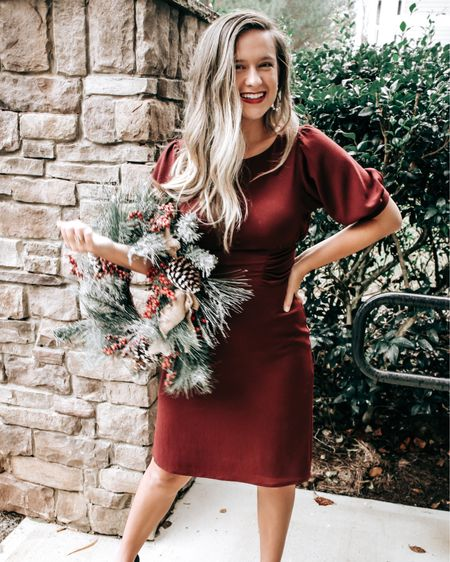 It's never too early to find that perfect holiday party dress🎄   Although parties maybe a bit different this year doesn't mean we can't still dress up to virtually celebrate ✨ 🥂   #WearParkway #express #Holidaystyle  http://liketk.it/30YWr #liketkit @liketoknow.it #LTKunder100 #LTKstyletip