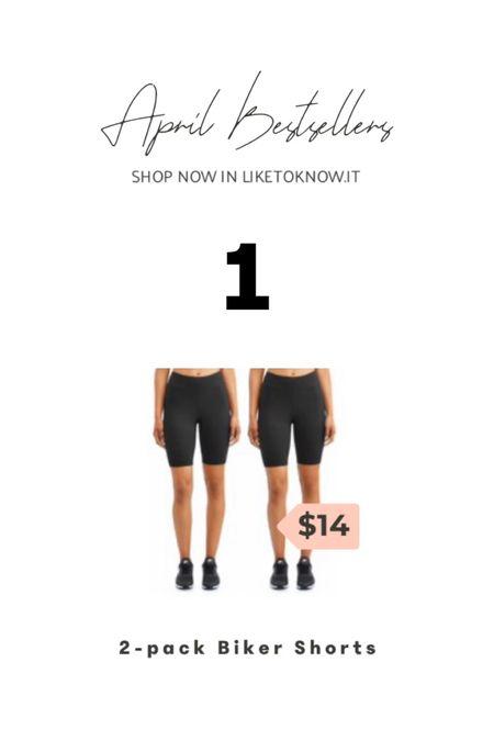 Walmart, biker shorts http://liketk.it/2PqA3 #liketkit @liketoknow.it #LTKsalealert #LTKunder50 #LTKstyletip
