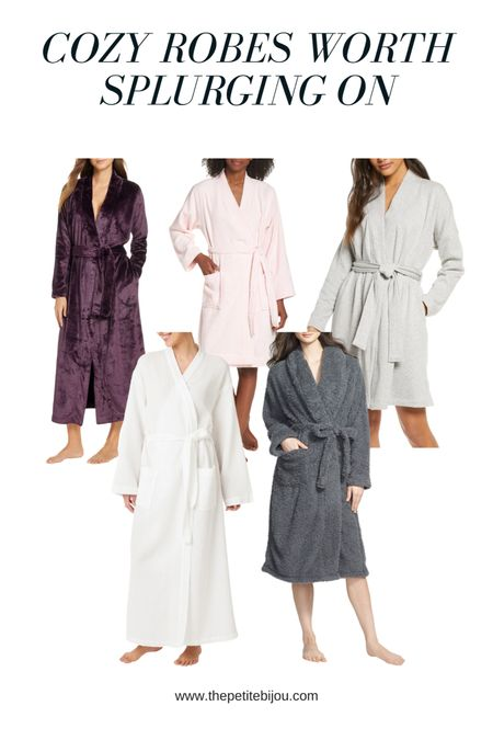 The cozy robes you need in your life. If you are looking for comfy loungewear , you need to get one of these soft robes! What a little luxury that is not too expensive. A perfect way to start and end your day.   Shop this picture here: http://liketk.it/2Ow7T #liketkit @liketoknow.it   #StayHomeWithLTK #LTKsalealert    Follow me on the LIKEtoKNOW.it shopping app to get the product details for this look and others