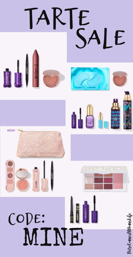 If you have been waiting to stock up on your favorites now is the chance to get 20% off some of the tarte beauty cosmetic collection. Here are a few sets thats i think would make great gifts or include great travel packs or things to throw in your purse. http://liketk.it/3jjxn @liketoknow.it #liketkit #LTKsalealert #LTKunder50 #LTKunder100 #LTKitbag #LTKbeauty