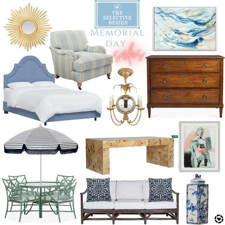 Memorial Day sales! Furniture, art, accessories, rugs, outdoor, lighting, more  #LTKsalealert #LTKstyletip #LTKhome