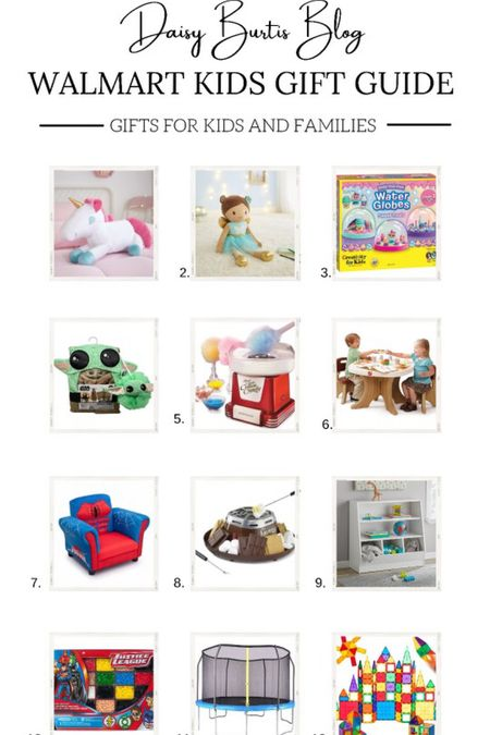 @walmarthome for all the fun gifting for kids' and families! Great price points, and things the entire family will love!! #ad    #LTKHoliday #LTKfamily #LTKGiftGuide