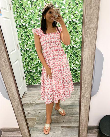 Outfit of the day - with my new favorite, the Hill House Ellie Nap Dress http://liketk.it/3jbXR #liketkit @liketoknow.it #LTKunder50 #LTKtravel #LTKstyletip