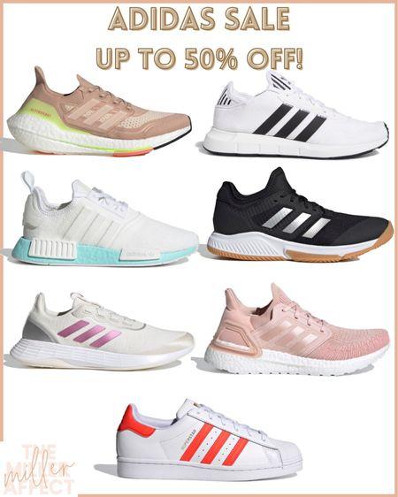 Up to 50% off on Adidas!! http://liketk.it/3hOEP #liketkit @liketoknow.it #LTKsalealert #LTKunder100 #LTKunder50