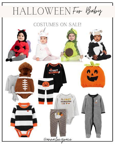 Halloween For Baby   #LTKbaby #LTKSeasonal