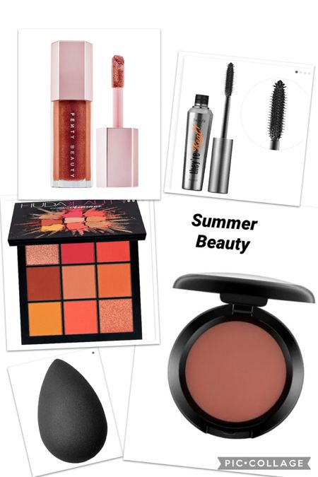 Summer Makeup Recommendations http://liketk.it/3hc68 #liketkit @liketoknow.it #LTKunder100 #LTKunder50 #LTKbeauty