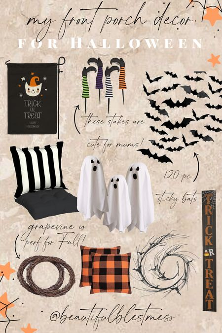 Halloween decor on sale!!  #LTKhome #LTKSeasonal #LTKsalealert