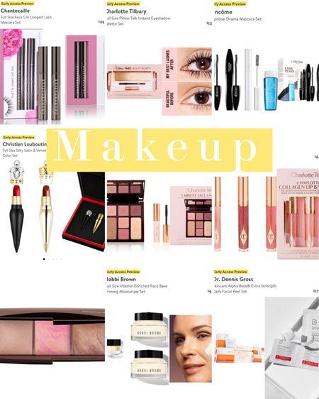 Makeup favorites from Nordstrom Anniversary Sale! http://liketk.it/3jG6z @liketoknow.it #liketkit #LTKbeauty #LTKunder50 #LTKsalealert #nsale