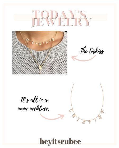 Jewelry of the Day.   #LTKunder100 #LTKbeauty #LTKSeasonal