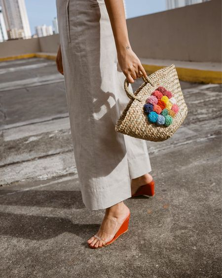 Expanding my straw bag collection http://liketk.it/2qHVB @liketoknow.it #liketkit