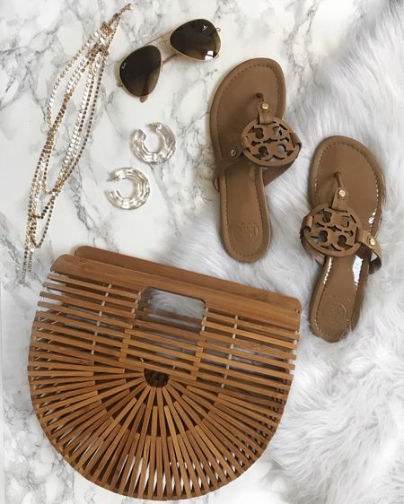 You can never go wrong with neutrals, & these staple accessories will be on major rotation this spring & summer. Get up to 25% off of all these beauties! Click the link in my profile to shop, or follow me on the LIKEtoKNOW.it app to get the product details for this look and others! @liketoknow.it http://liketk.it/2AdFb #liketkit #LTKstyletip #LTKshoecrush #LTKitbag #LTKswim #LTKunder100 #LTKunder50 #LTKsalealert